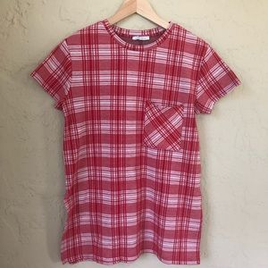 😍 Zara Trafaluc Plaid top